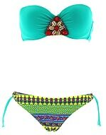 Maillot de bain Bikini  - POCAHONTAS -  Push up preview1