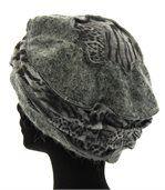 Bonnet femme hiver laine ARNOLD gris preview5