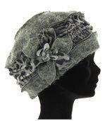Bonnet femme hiver laine ARNOLD gris preview2