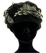 Bonnet femme hiver laine ARNOLD noir preview4