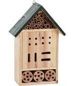 Hôtel à insectes en bois preview1