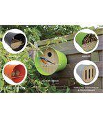 Abri pour oiseaux et insectes multifonction Garden Life Box preview2