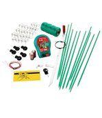 Kit clôture animaux domestiques avec electrificateur Compact Power N700 preview1