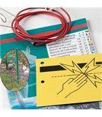Kit clôture animaux domestiques avec electrificateur Compact Power N700 preview3