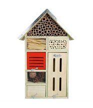 Hôtel à insectes grand modèle 50 cm