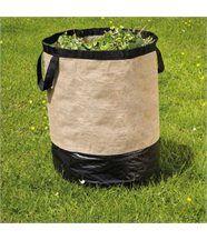 Sac à déchets végétaux bi-matières 125 L