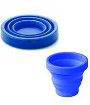 Tasse pliable XSHOT Sea to Summit bleu