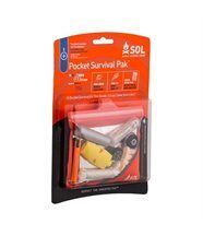 Pack de survie SOL Pocket Survival Pak