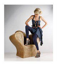 Leggings jeans fantaisie virgo