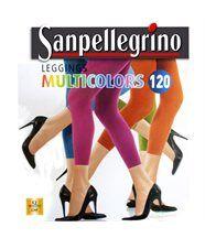 Leggings couleur femme 120 deniers noir