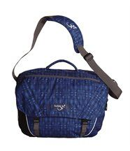 Messenger bag - bagage cabine 20 l, pour pc portable