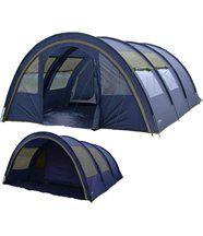 Space 6 lx - tente familiale 6 places 21m² - 3 chambres séparées
