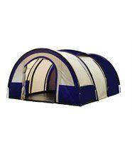 GALAXY 6 -Tente de camping familiale 6/8 places -tente 23m²