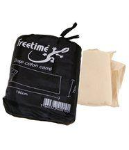 Drap coton intérieur protection sac de couchage