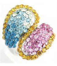 Bague Femme Argent Diamants Cz DAPHNEE 202