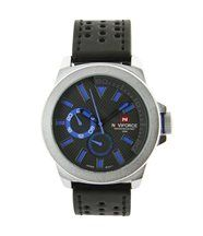 Montre Homme Cuir Noir Fashion NAVIFORCE 1399