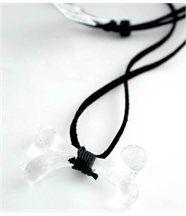 Pendentif Os Collier de Femme Verre de MURANO 206