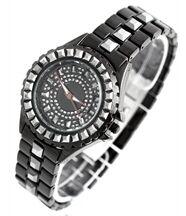 Montre Femme Acier Diamants Cz 704