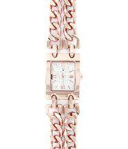 Montre Gourmette Femme avec Acier Rosé Diamants Cz MICHAEL JOHN 12