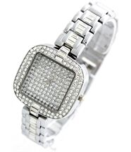 Montre femme md citizen diamants cz 1728