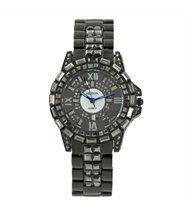 Belle montre homme cuir noir v6 1049