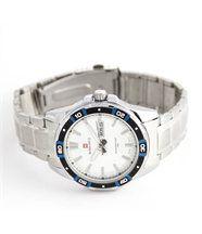 Belle montre homme bracelet acier naviforce 2678