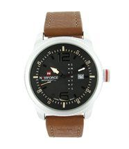Montre Homme en Cuir Marron NAVIFORCE 1278