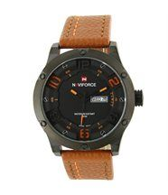 Montre Fun Homme Cuir Marron NAVIFORCE 1342