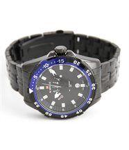 Montre pour homme bracelet acier noir naviforce 2568
