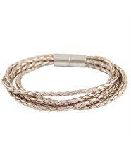 Bracelet fashion femme cuir bronze daphnée 480