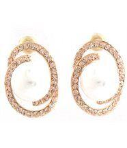 Boucles d oreilles femme Rosé DAPHNEE et Cie 387