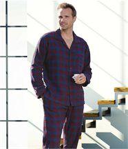 Flanellen pyjama Laurentides