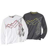Lot de 2 Tee-Shirt Original