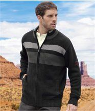 Gilet Tricot Destination Arizona
