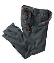 Мужские джинсы с карманами 1