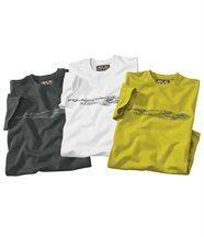 Lot de 3 Tee-Shirts Sport