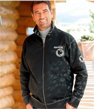 Gilet Molleton Winter Valley
