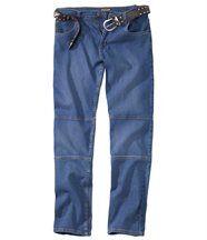 Jeans Stretch Renfort Genoux