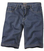 Bermuda Jeans Brut