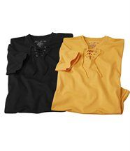 Lot de 2 Tee-Shirts Farniente