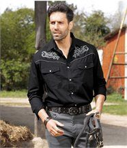 Chemise Montana Ranch