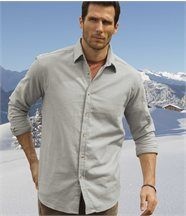 Chemise Flanelle Casual