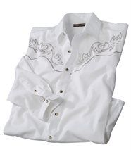Chemise White Ranch