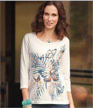 Het T-shirt Vlinder
