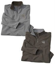 Set van 2 Microfleece Polo's