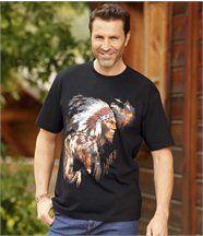 Tee-Shirt Indian Horse