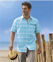 Chemise Pacific Surfing