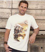 Tee-Shirt Iroquois