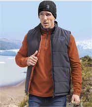 De bodywarmer Perito Moreno