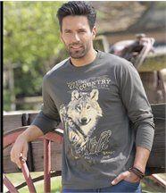 Tee-Shirt White Wolf